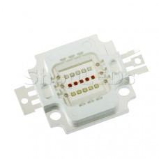 Мощный светодиод ARPL-15W-EPA-2020-RGB (350mA)