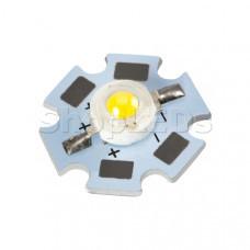 Мощный светодиод ARPL-Star-1W-EPS33 White