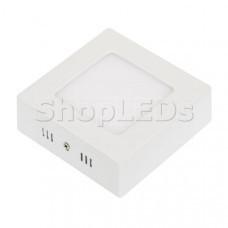 Светильник SP-S120x120-6W Warm White