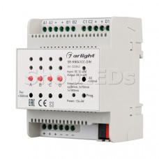 Контроллер тока SR-KN041CC-DIN (12-48V, 4x350/700mA)