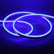 Гибкий неон SL SMD2835, 120led/m, 12V, 8х16мм (синий)
