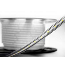 Светодиодная лента 220 V LP IP68 3528/60 LED (холодный белый, standart, 220)